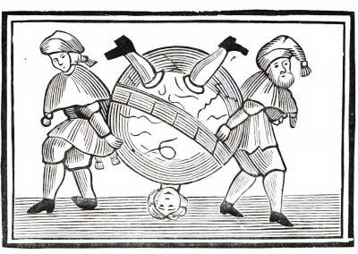Le Chapbook Le monde renversé 1780 (10)