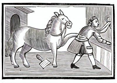 Le Chapbook Le monde renversé 1780 (12)