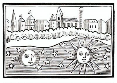 Le Chapbook Le monde renversé 1780 (13)