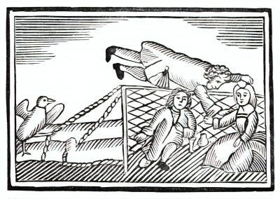 Le Chapbook Le monde renversé 1780 (7)