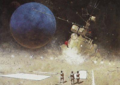 Science-fiction - Jerome Podwil 1960 (1)