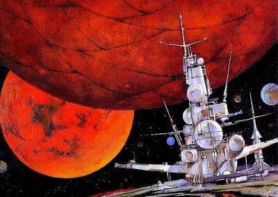 Science-fiction - Jerome Podwil 1960 (2)