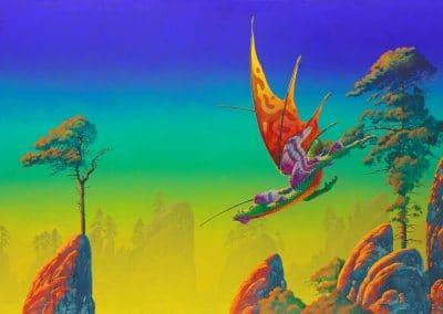 Science-fiction - Roger Dean 1970 (13)