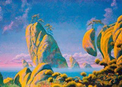 Science-fiction - Roger Dean 1970 (23)