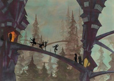Science-fiction - Roger Dean 1970 (24)