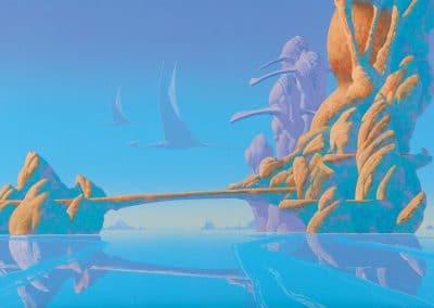 Science-fiction - Roger Dean 1970 (26)