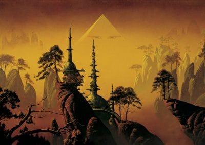 Science-fiction - Roger Dean 1970 (3)