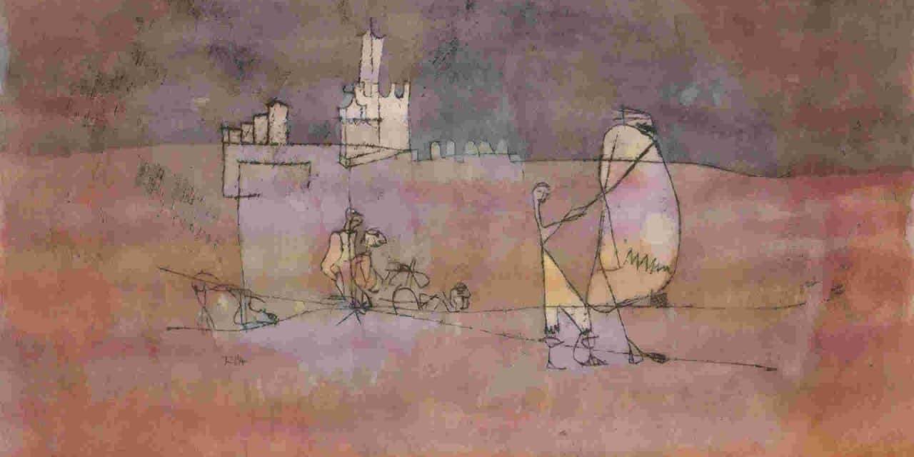 Paysage – Cesare Pavese