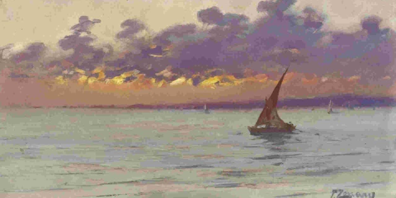 L'océan a pleuré son poète enchanté  – Guillain Méjane
