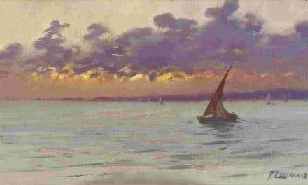 L'astronome du navire «Sylvaine» – Olivier Larronde