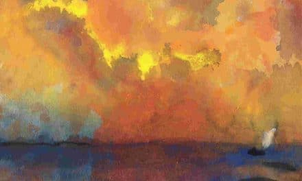 Devant la mer, un soir… – Albert Samain