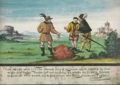 Le Livre des miracles - 1552 (12)