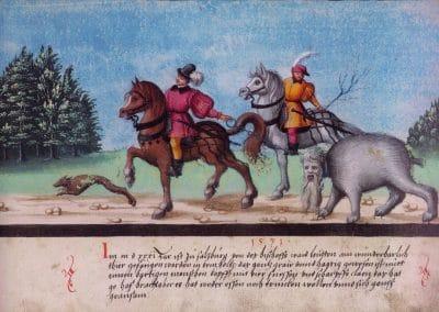 Le Livre des miracles - 1552 (7)
