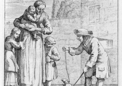 Les réalités de la vie quotidienne du peuple vénitien - Gaetano Zompini 1753 (10)