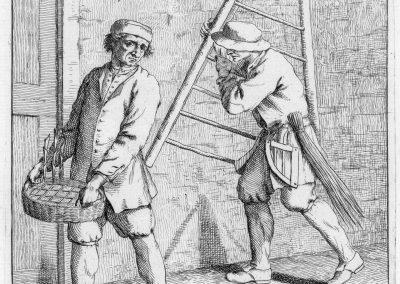 Les réalités de la vie quotidienne du peuple vénitien - Gaetano Zompini 1753 (11)