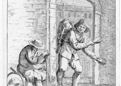 Les réalités de la vie quotidienne du peuple vénitien - Gaetano Zompini 1753 (15)