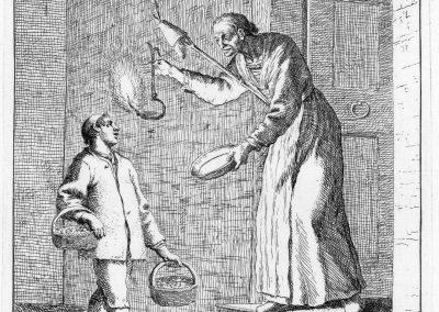 Les réalités de la vie quotidienne du peuple vénitien - Gaetano Zompini 1753 (16)