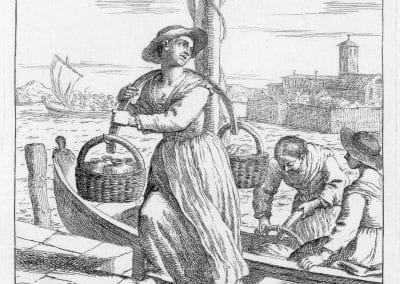 Les réalités de la vie quotidienne du peuple vénitien - Gaetano Zompini 1753 (17)