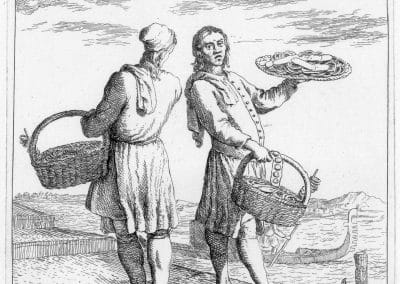 Les réalités de la vie quotidienne du peuple vénitien - Gaetano Zompini 1753 (18)