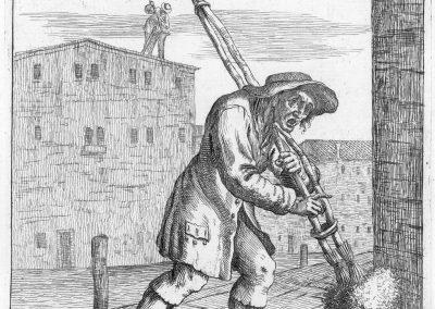 Les réalités de la vie quotidienne du peuple vénitien - Gaetano Zompini 1753 (2)