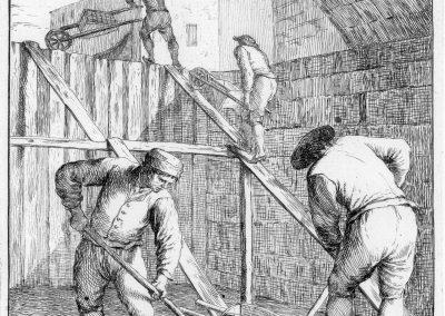 Les réalités de la vie quotidienne du peuple vénitien - Gaetano Zompini 1753 (20)