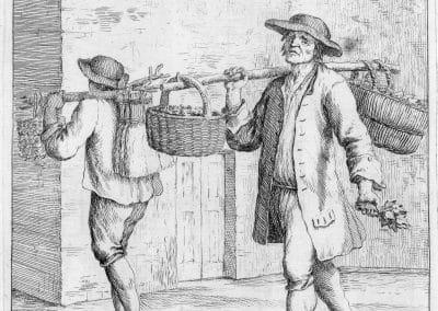 Les réalités de la vie quotidienne du peuple vénitien - Gaetano Zompini 1753 (23)