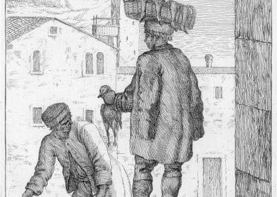 Les réalités de la vie quotidienne du peuple vénitien - Gaetano Zompini 1753 (24)