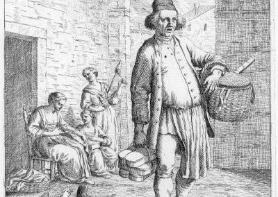 Les réalités de la vie quotidienne du peuple vénitien - Gaetano Zompini 1753 (29)