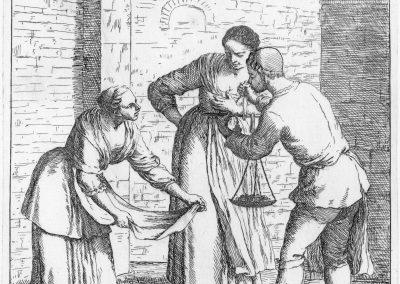 Les réalités de la vie quotidienne du peuple vénitien - Gaetano Zompini 1753 (30)