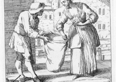 Les réalités de la vie quotidienne du peuple vénitien - Gaetano Zompini 1753 (31)