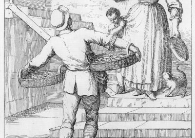 Les réalités de la vie quotidienne du peuple vénitien - Gaetano Zompini 1753 (33)