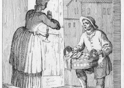Les réalités de la vie quotidienne du peuple vénitien - Gaetano Zompini 1753 (36)