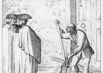 Les réalités de la vie quotidienne du peuple vénitien - Gaetano Zompini 1753 (39)