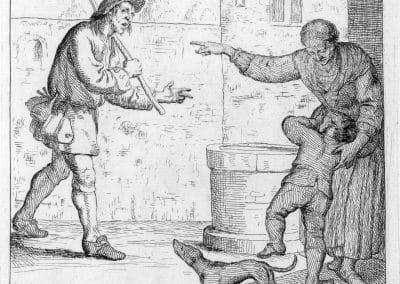 Les réalités de la vie quotidienne du peuple vénitien - Gaetano Zompini 1753 (47)