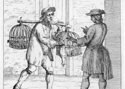 Les réalités de la vie quotidienne du peuple vénitien - Gaetano Zompini 1753 (48)