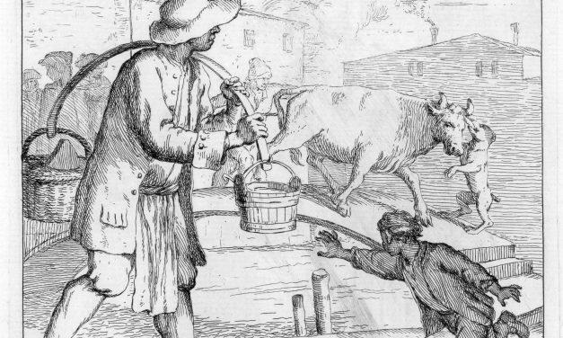 La vie quotidienne du peuple de Venise – Gaetano Zompini