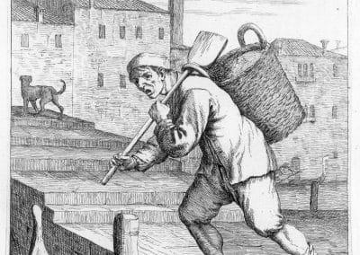 Les réalités de la vie quotidienne du peuple vénitien - Gaetano Zompini 1753 (5)