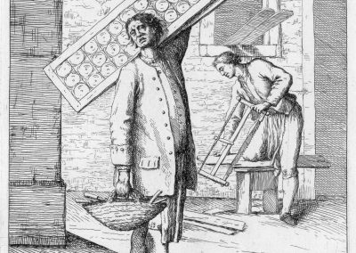 Les réalités de la vie quotidienne du peuple vénitien - Gaetano Zompini 1753 (51)