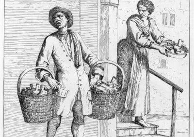 Les réalités de la vie quotidienne du peuple vénitien - Gaetano Zompini 1753 (52)