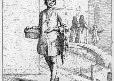 Les réalités de la vie quotidienne du peuple vénitien - Gaetano Zompini 1753 (53)