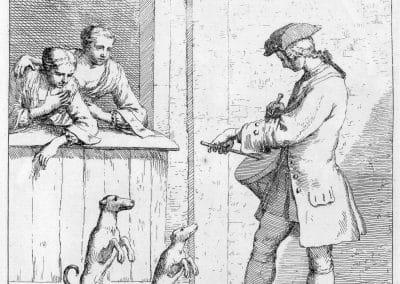 Les réalités de la vie quotidienne du peuple vénitien - Gaetano Zompini 1753 (55)