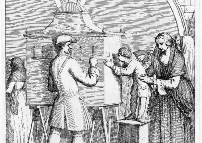 Les réalités de la vie quotidienne du peuple vénitien - Gaetano Zompini 1753 (56)