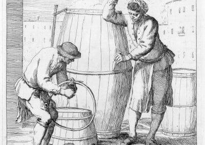 Les réalités de la vie quotidienne du peuple vénitien - Gaetano Zompini 1753 (58)