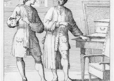 Les réalités de la vie quotidienne du peuple vénitien - Gaetano Zompini 1753 (59)