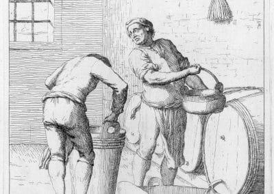 Les réalités de la vie quotidienne du peuple vénitien - Gaetano Zompini 1753 (61)