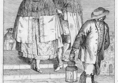 Les réalités de la vie quotidienne du peuple vénitien - Gaetano Zompini 1753 (8)