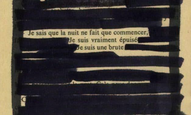 Poèmes express – Lucien Suel