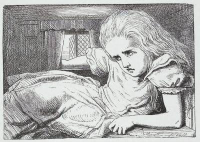 Alice au pays des merveilles - John Tenniel 1865 (11)