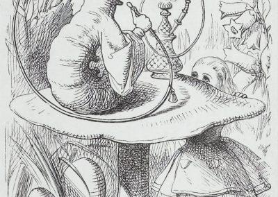 Alice au pays des merveilles - John Tenniel 1865 (14)