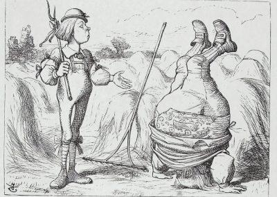 Alice au pays des merveilles - John Tenniel 1865 (15)